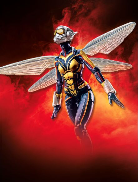 AVN 6 Inch Legends W2 - Wasp