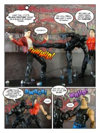 Daredevil - The Wakanda Conspiracy - page 11