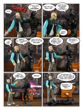 Daredevil - The Wakanda Conspiracy - page 21
