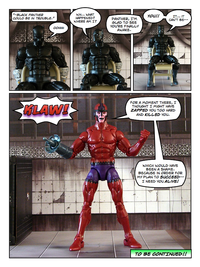 Daredevil - The Wakanda Conspiracy - page 26