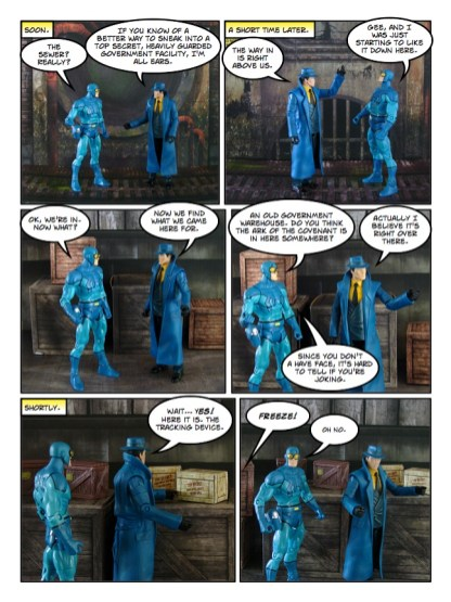 Justice League - Action Heroes - page 13