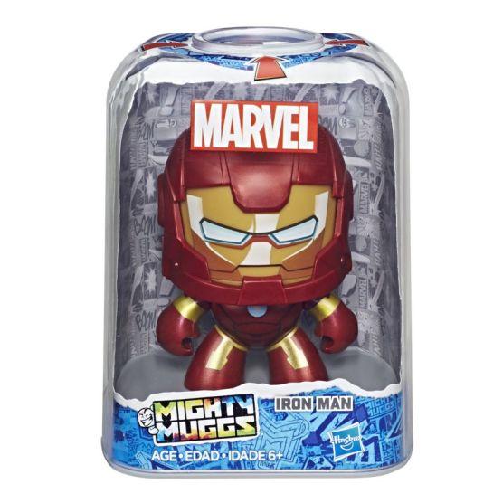 MARVEL MIGHTY MUGGS Figure Assortment - Iron Man (in pkg)