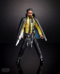 STAR WARS THE BLACK SERIES 6-INCH Figure Assortment (Lando Calrissian)