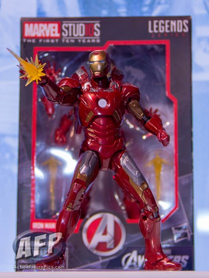 Toy Fair 2018 - Hasbro - Marvel Legends - Marvel Studios The First Ten Years (6 of 36)