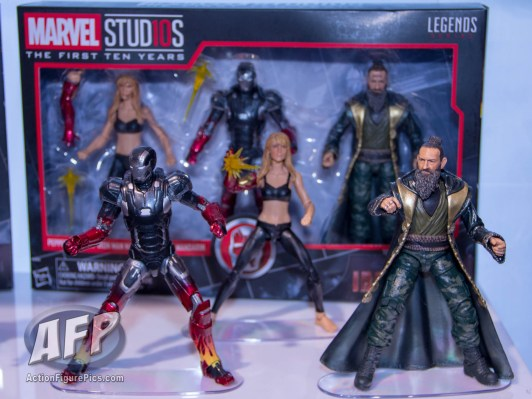 Toy Fair 2018 - Hasbro - Marvel Legends - Marvel Studios The First Ten Years (8 of 36)