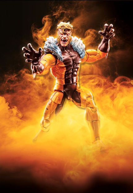 X-Men 6 Inch Legends - Sabretooth
