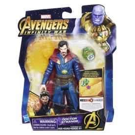 MARVEL AVENGERS INFINITY WAR 6-INCH Figure Assortment (Doctor Strange) - in pkg