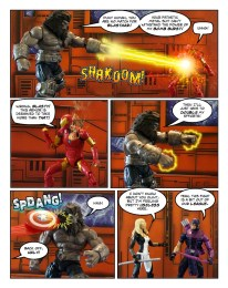 Avengers - Ultimate Nullification - page 11