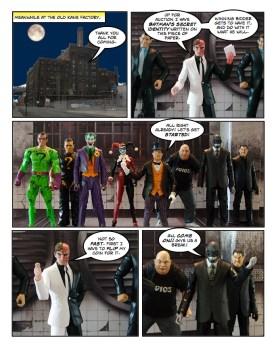 Batman - The Auction - page 19
