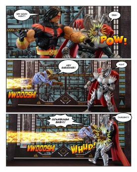X-Force - Help Wanted - page 33