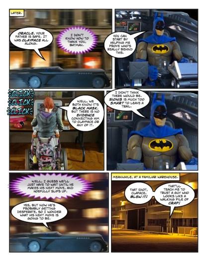 Batman - Impostor - page 26