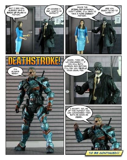 Batman - Impostor - page 27
