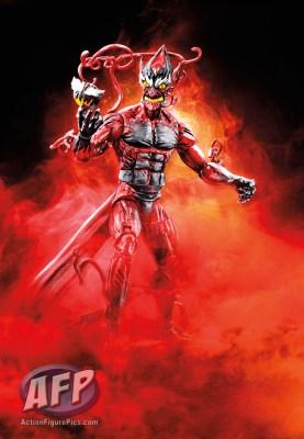 2019 MARVEL SPIDER-MAN LEGENDS SERIES WAVE 1 Figure (Red Goblin)