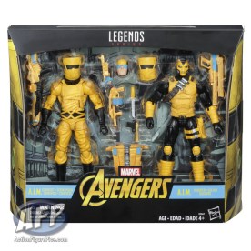 MARVEL LEGENDS SERIES 2-PACK (AIM Troop Builder) - in pkg