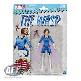 MARVEL VINTAGE ASSORTMENT WAVE 2 - Wasp in pck