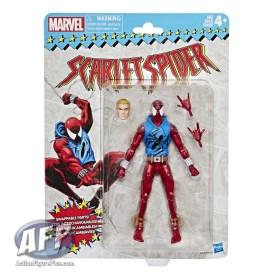 MARVEL VINTAGE WAVE 2 Figure (Scarlet Spider) - in pkg