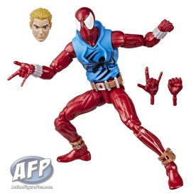 MARVEL VINTAGE WAVE 2 Figure (Scarlet Spider) - oop