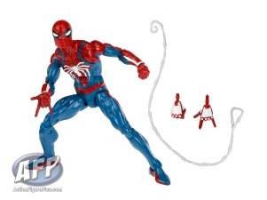 SPIDER-MAN LEGENDS SERIES 6-INCH GAMERVERSE SPIDER-MAN FIGURE