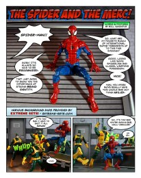 The Amazing Spider-Man (and Deadpool) - The Spider and the Merc - page 03