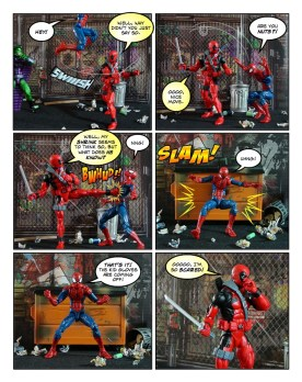The Amazing Spider-Man (and Deadpool) - The Spider and the Merc - page 21
