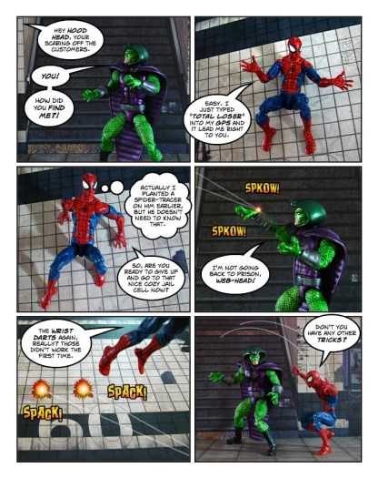 The Amazing Spider-Man (and Deadpool) - The Spider and the Merc - page 26