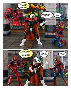 The Amazing Spider-Man (and Deadpool) - The Spider and the Merc - page 34