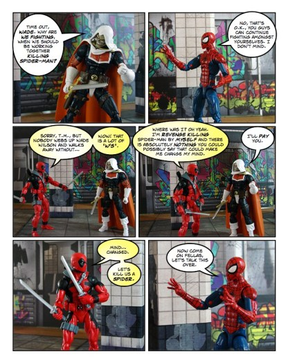The Amazing Spider-Man (and Deadpool) - The Spider and the Merc - page 37