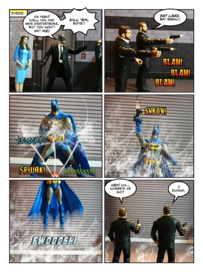 Batman - Target - page 26