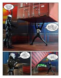 Daredevil Spider-Man - Fright Night 7 - page 17