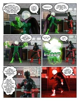 Daredevil Spider-Man - Fright Night 7 - page 21
