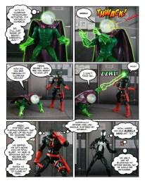 Daredevil Spider-Man - Fright Night 7 - page 22