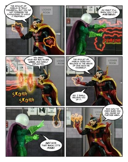 Daredevil Spider-Man - Fright Night 7 - page 26