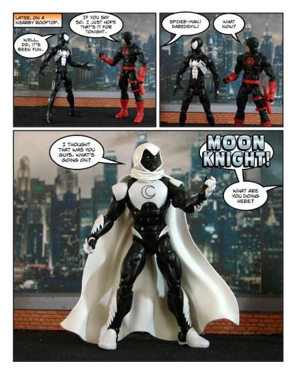 Daredevil Spider-Man - Fright Night 7 - page 28