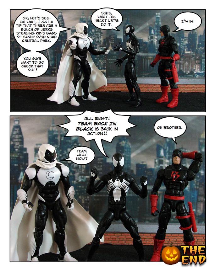 Daredevil Spider-Man - Fright Night 7 - page 30