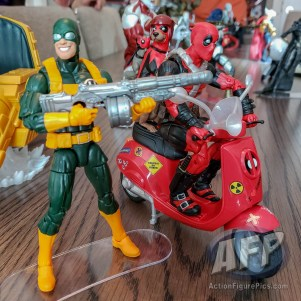 NYCC 2018 Hasbro Marvel Legends Ultimate Riders wave (1 of 8)