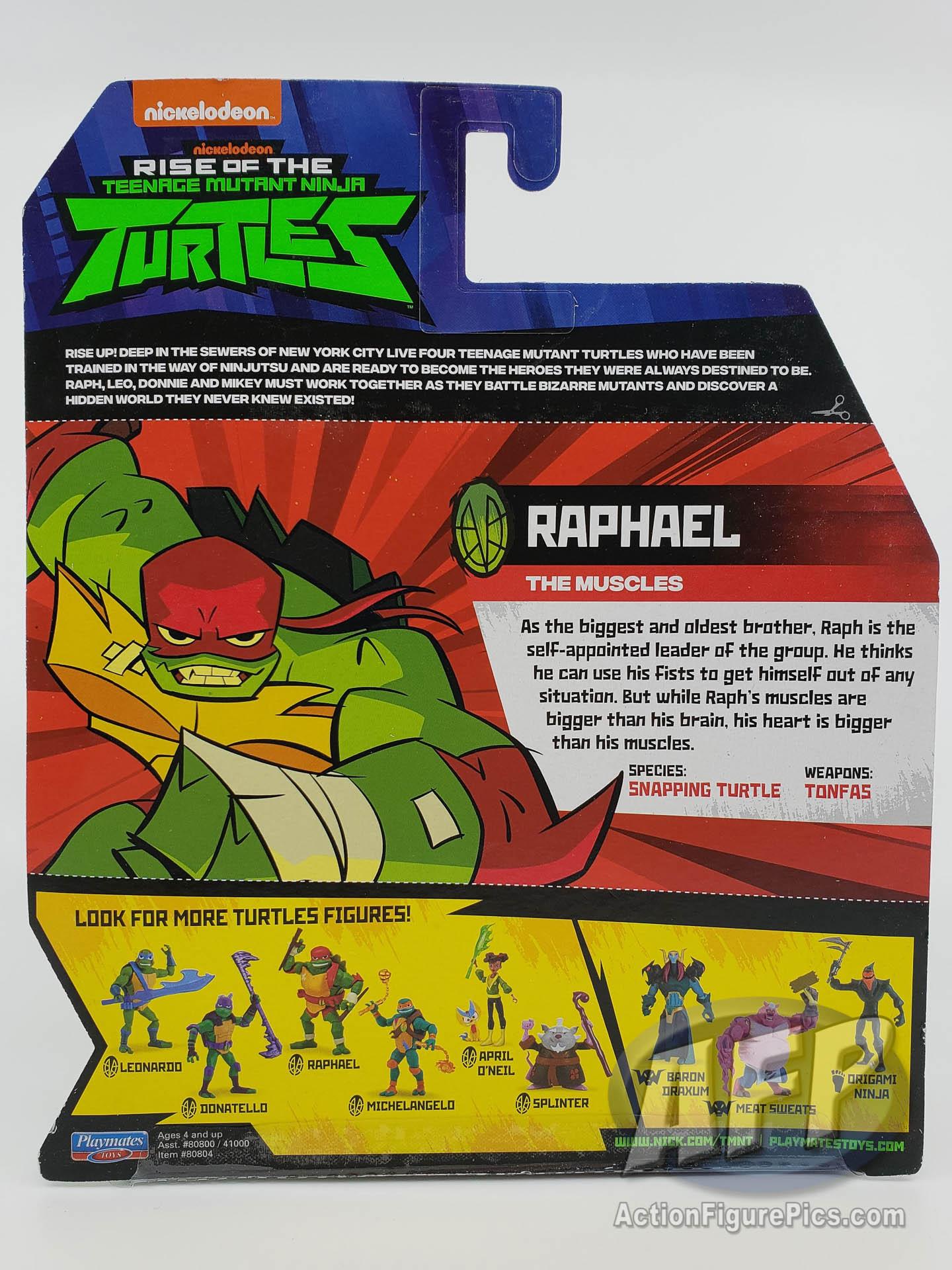 Playmates - Rise of the Teenage Mutant Ninja Turtles