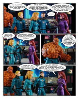 Fantastic Four - Thanksgiving Special - page 07
