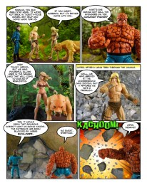 Fantastic Four - Thanksgiving Special - page 16