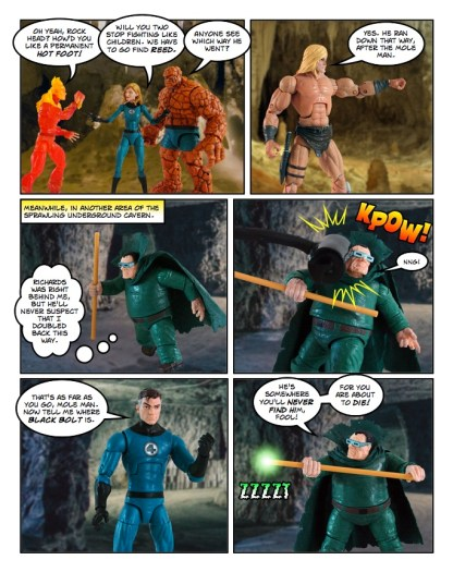 Fantastic Four - Thanksgiving Special - page 26