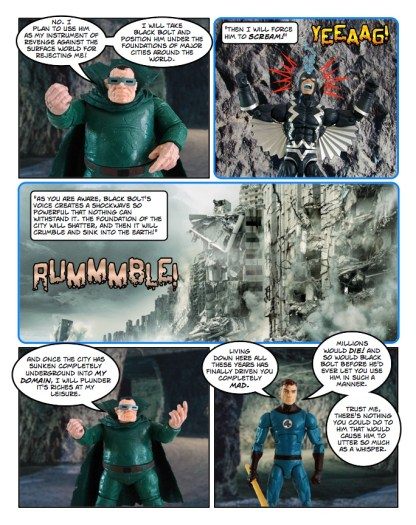 Fantastic Four - Thanksgiving Special - page 28