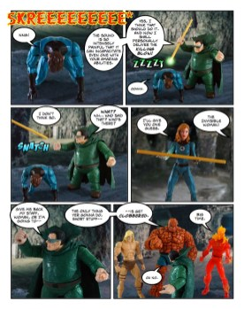 Fantastic Four - Thanksgiving Special - page 30