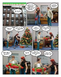 The Amazing Spider-Man - 2018 Holiday Special - page 02