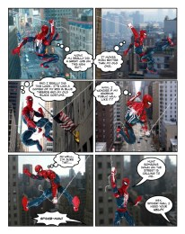 The Amazing Spider-Man - 2018 Holiday Special - page 05