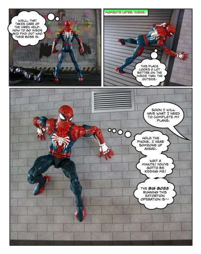 The Amazing Spider-Man - 2018 Holiday Special - page 13