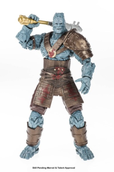 Marvel 80th Anniversary Legends Series Grandmaster and Korg 2-Pack (Korg) oop