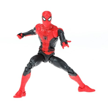 Marvel Spider-Man Legends Series 6-Inch Spider-Man Hero Suit Figure oop