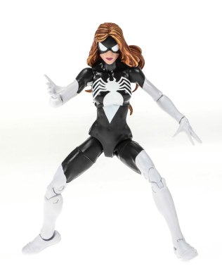 Marvel Spider-Man Legends Series 6-Inch Spider-Woman Figure oop