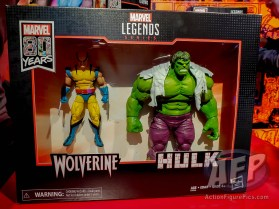 Toy Fair 2019 - Hasbro Marvel 80th Anniversary Legends - comic book (1 of 21)