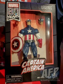 Toy Fair 2019 - Hasbro Marvel 80th Anniversary Legends - comic book (13 of 21)