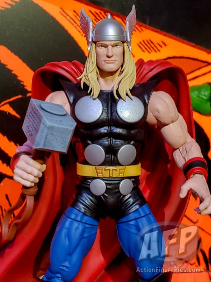 Toy Fair 2019 - Hasbro Marvel 80th Anniversary Legends - comic book (20 of 21)